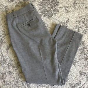 Banana Republic Avery Pants - Sz 2 - Gray Wool